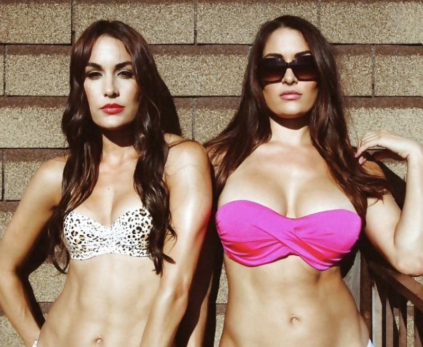 Bella twins porn