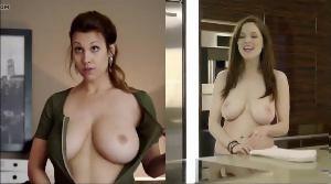 Nude alexandra horvath Alexandra Horvath